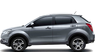 SsangYong Action